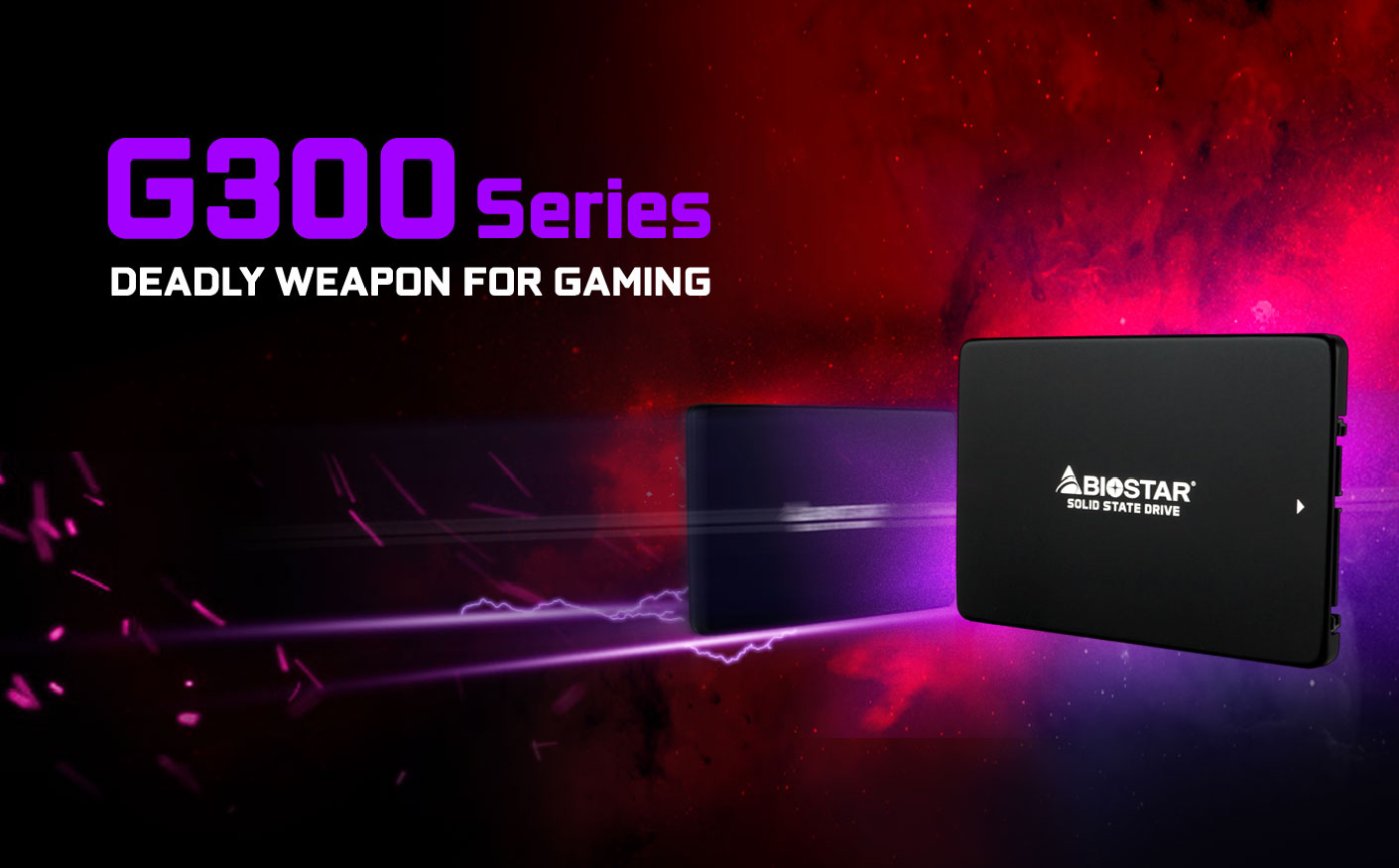 G300 SSD GAMING