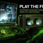 חברת NVIDIA צפויה להכריז על כרטיסי מסך חדשים לניידים בתערוכת Gamescom