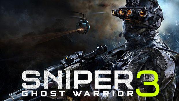 Sniper Ghost Warrior 3 Gamescom 2016 Gameplay