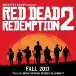 Red Dead Redemption 2 הוכרז רשמית, טריילר ביום חמישי