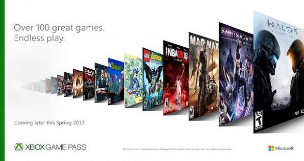 האחרון מיקרוסופט מכריזה על שירות מנויים חדש בשם Xbox Game Pass – GamePro GB-73