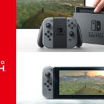 Nintendo Switch מכרה 2.74 מיליון יחידות; Breath of the Wild אפילו יותר