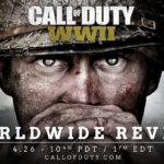 Call of Duty: World War II הוכרז רשמית; חשיפה מלאה שבוע הבא