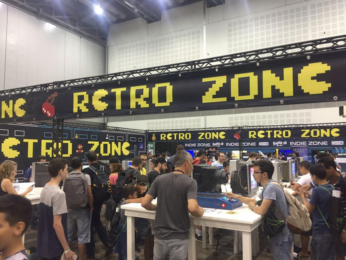 מאקו חדשות Picture: GAME IN 2017- רשמים מפסטיבל הגיימינג – GamePro