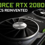 רשמי: Nvidia חושפת את ה-GeForce RTX 2080 ti