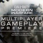 צפו בטריילר הבכורה למולטי של Call of Duty: Modern Warfare