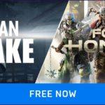 אפיק מחלקת בחינם: For Honor ו-Alan Wake